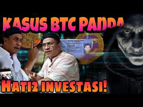 btc panda adalah scambio bitcoin chicago mercantile