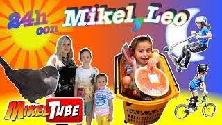 Hos resumimos 24 horas de un sábado con Mikel y Leo en 24 minutos. ...