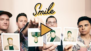 Sidewalk Prophets - Smile ( Lyric) w/ Intro