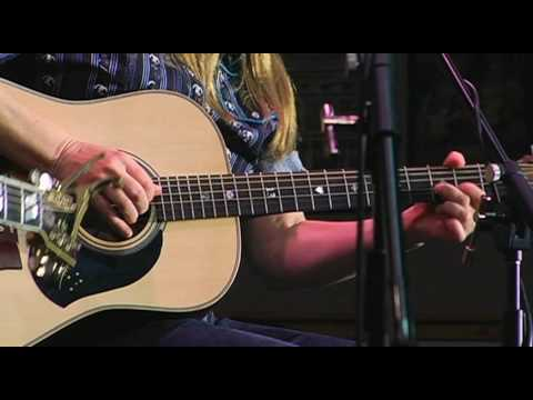 Geoff Achison And Fiona Boyes - Messin' With The Kid - Live At Fur Peace Ranch