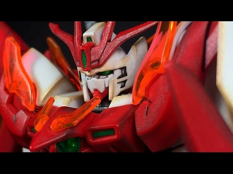 1/144 HGBF Wing Gundam Zero Honoo | REVIEW