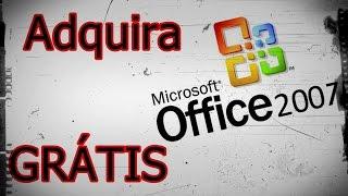 Gambar cover Como baixar Instalar e Ativar o Office 2007