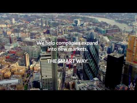 Innovator campus (stock footage video)