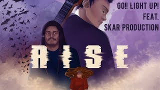 RISE | Worlds 2018 - League of Legends (Metal Cover feat. Skar Productions)