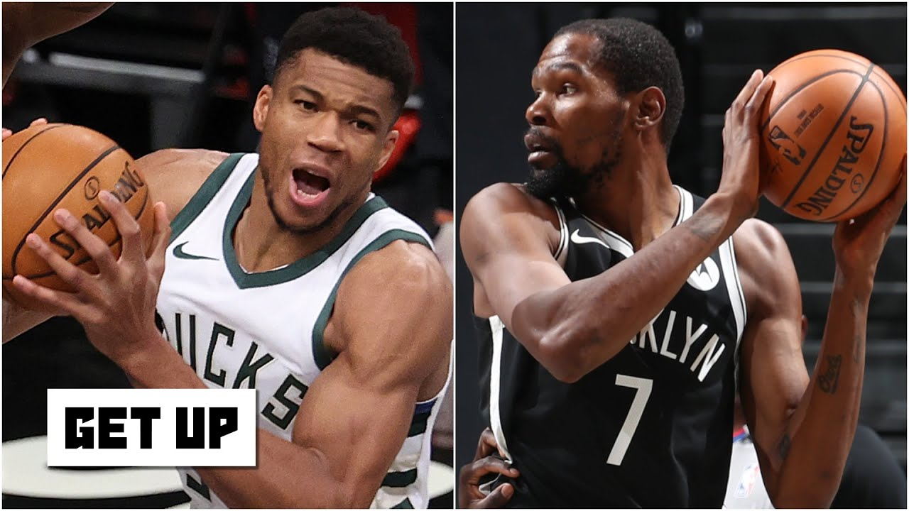 Bucks vs. Nets highlights and analysis: KD and Harden's chemistry | Get Up – ESPN