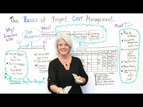 The Basics of Project Cost Management - Project Management Training