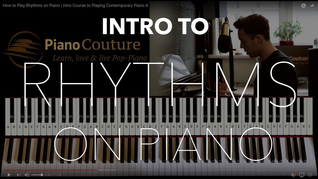 how to play ali a intro on piano