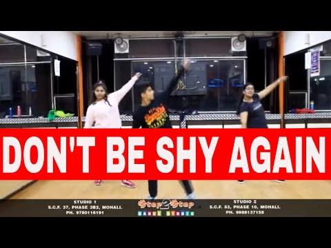 Don't Be Shy Again | Easy Dance Steps | Choreography By Step2Step Dance Studio | Ayushmann | Badshah