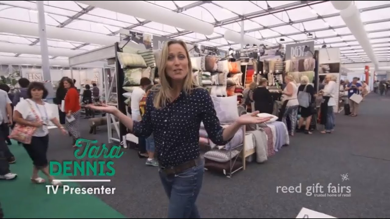 Reed Gift Fairs Now Open Tara Dennis Youtube