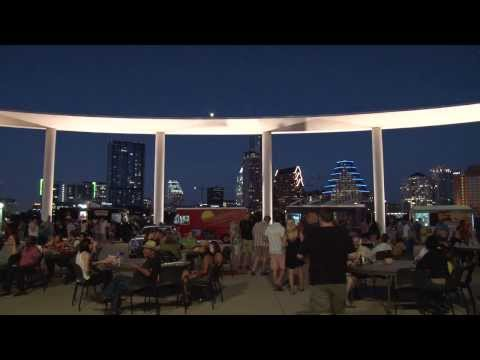 Trailer Food Tuesdays at the Long Center, Austin TX