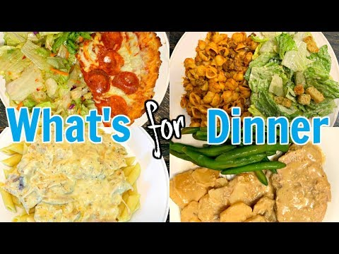 What's For Dinner | Cook With Me | Family Of Five