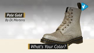 Dr. Martens Women's 1460 Pascal Glitter Fashion Boot | 2019 Color Collection