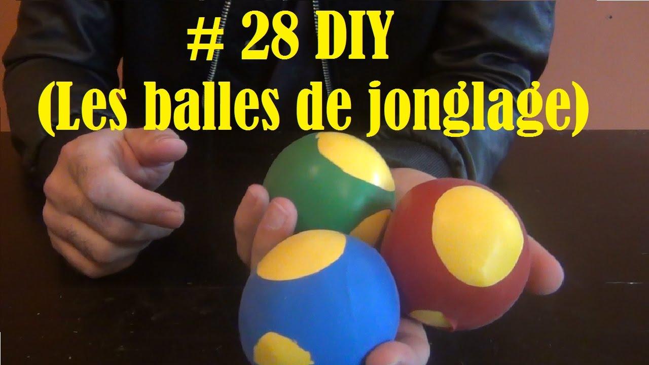 Diy bricolage faire la maison 29 les balles de jonglage youtube - Bricolage a faire a la maison ...