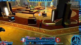 SWTOR: Bounty Hunter - Alderaan Quest 2