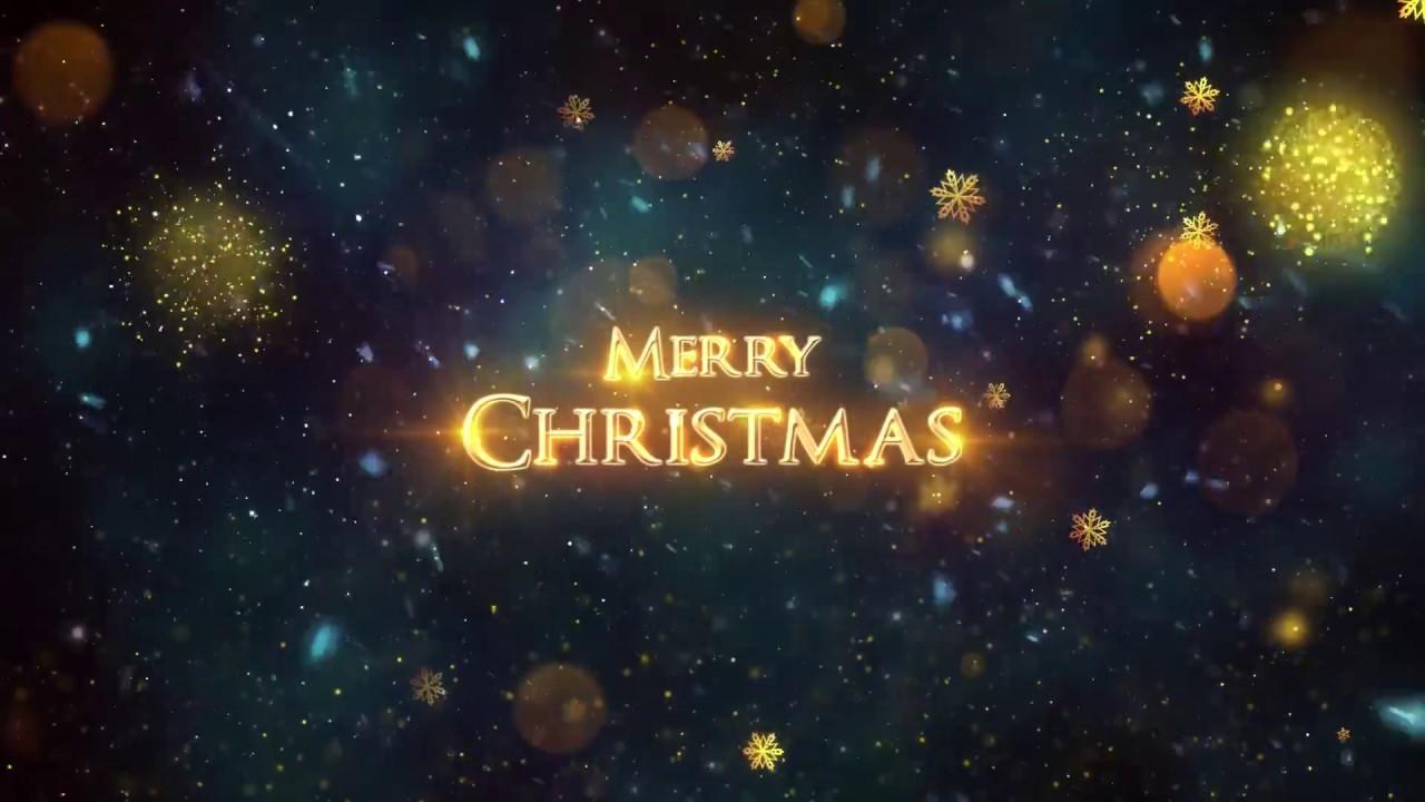 Premier Christmas Greetings Youtube