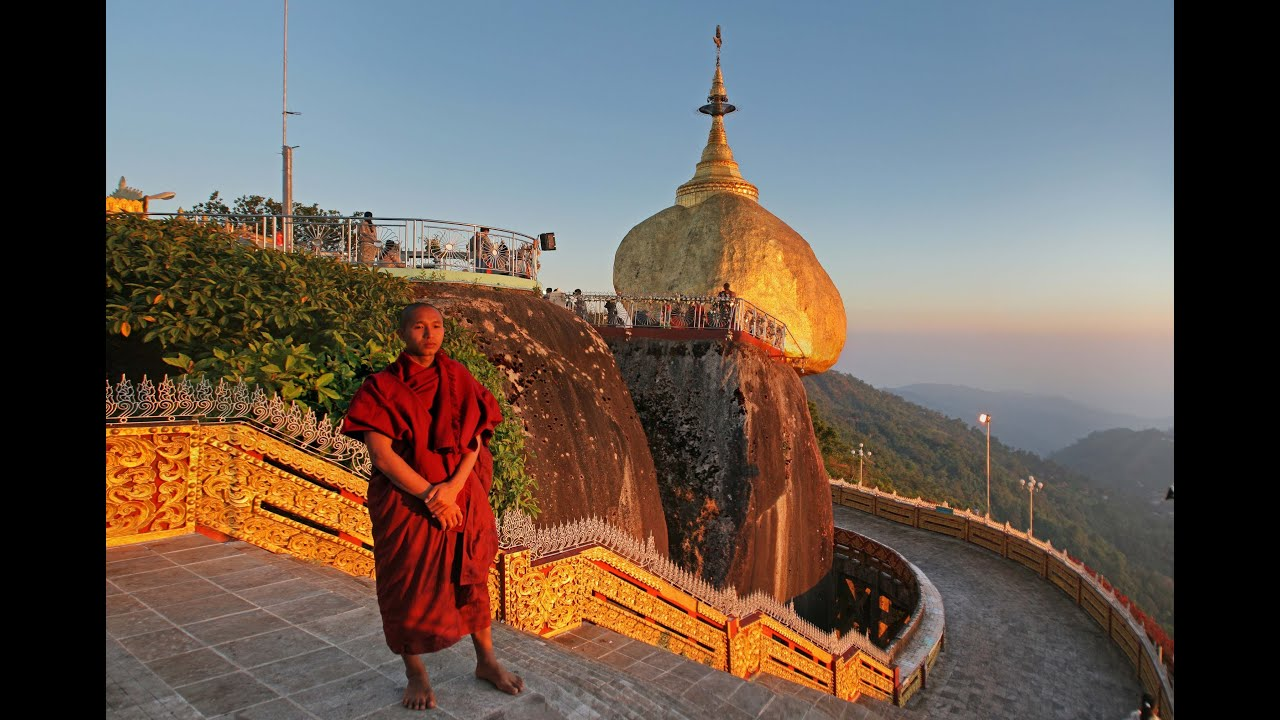 Myanmar travel - YouTube