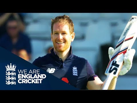 Morgan Century Drives England To Victory In First ODI Against South Africa