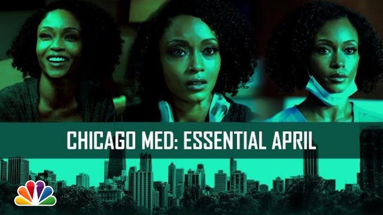 Essential April Sexton - Chicago Med