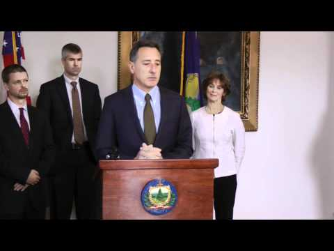 VT Press Conference on State Health Care Bill