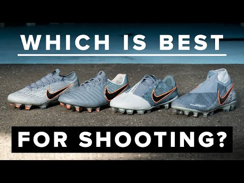 WHICH NIKE BOOT IS BEST FOR SHOOTING?