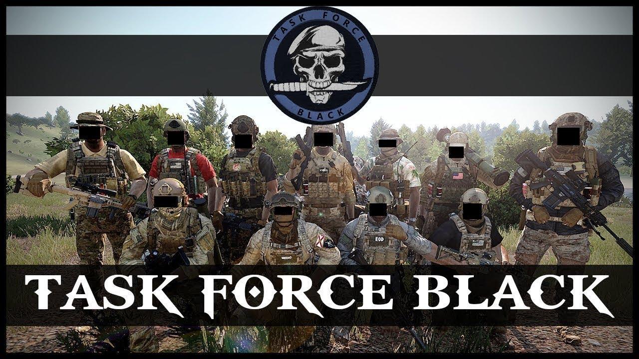 Task Force Black | DELTA/DEVGRU | Arma 3 Realism Unit