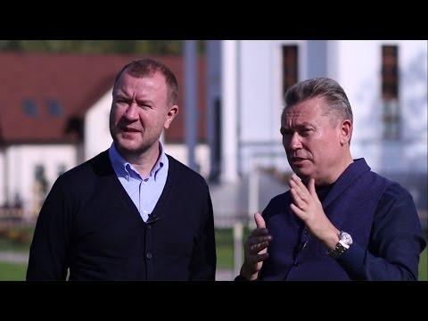 Олег Кучерук и Олег Гусев | «Екатерининский парк» и «Главный проспект»