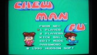 Let's Play: Chew Man Fu (Turbografx)