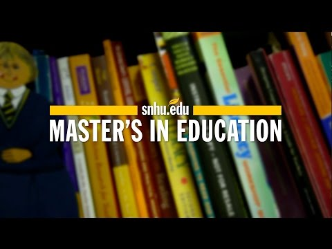 Master's Of Education At Southern New Hampshire University