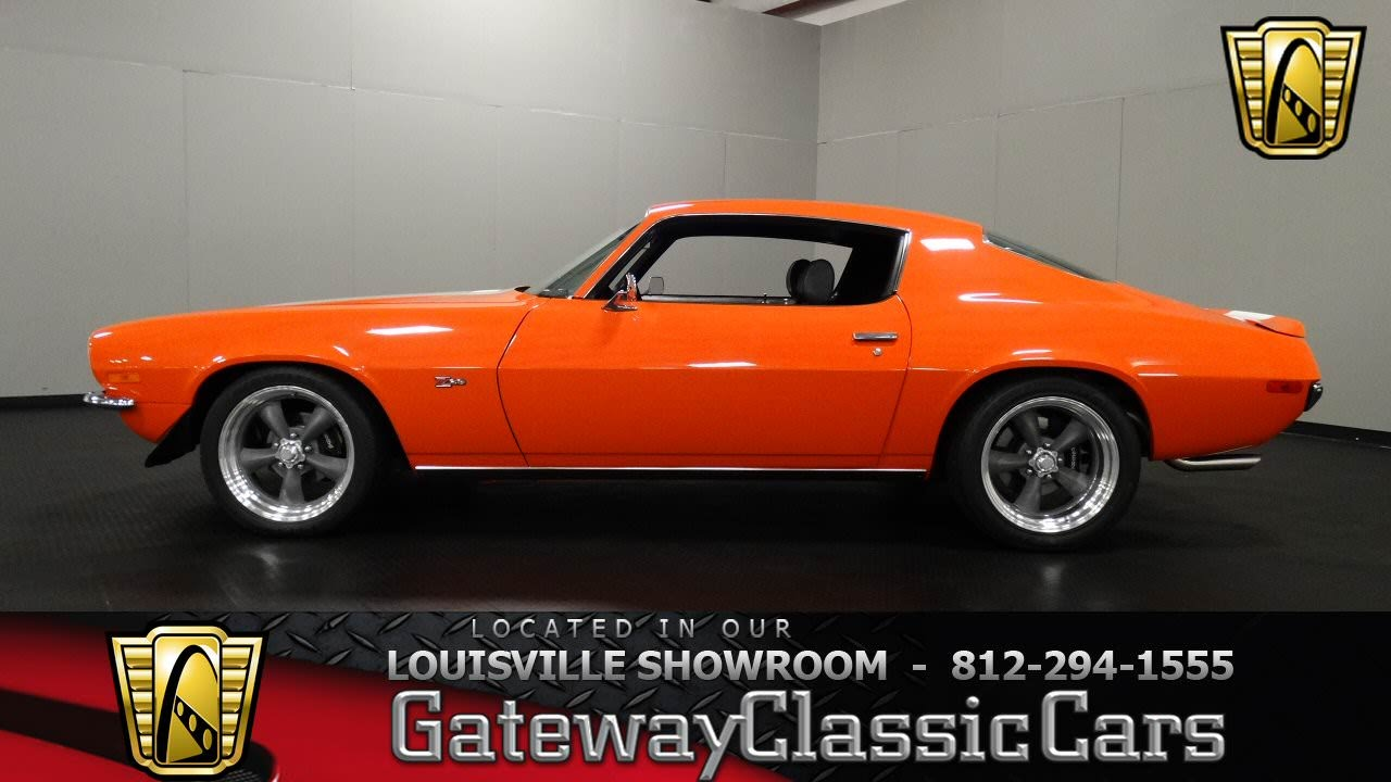 1971 Chevrolet Camaro Z28 Clone - Louisville Showroom - Stock # 1110