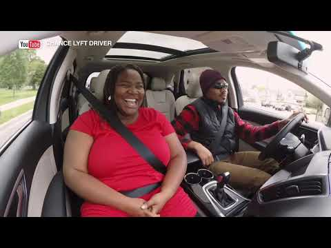 DJ Loui Vee - Chance the Rapper becomes a Lyft Driver for a great cause!