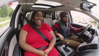 Chance the Rapper drives Lyft undercover to raise money for CPS