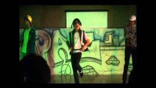 Gabriel Jackson Live ( Ao vivo ) Beat it Escola Conde de linhares - Colatina