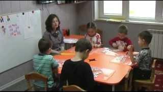 Обучение чтению и грамматика для детей от 5 до 6 лет.
