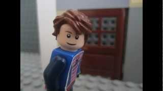 The Amazing Spider-man Trailer #3 in Lego (2012) [HD]