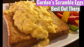 Gordon Ramsey's scramble eggs for breakfast | best scramble egg ever | step by step
