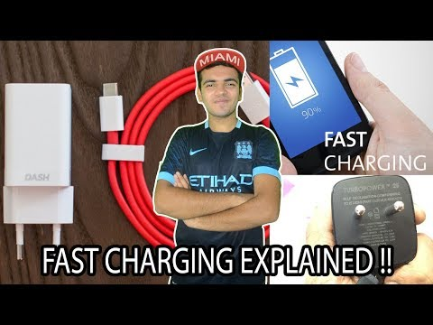 [HINDI] How Does Samsung FAST /DASH Charging Works? Can Any Phone Use It's Charger? Explained Easily