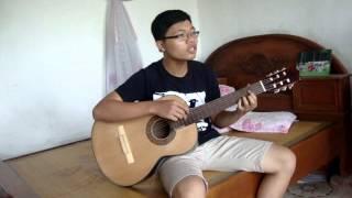 Trường Ca Sữa Đậu Nành-guitar cover-Nguyễn Sỹ Hậu
