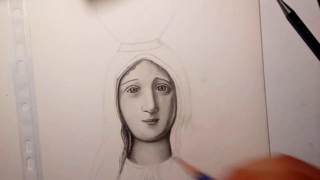 Retrato Nossa Senhora De Fatima Youtube