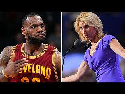 Fox News Host Laura Ingraham Put on BLAST for Calling LeBron James' Political Views
