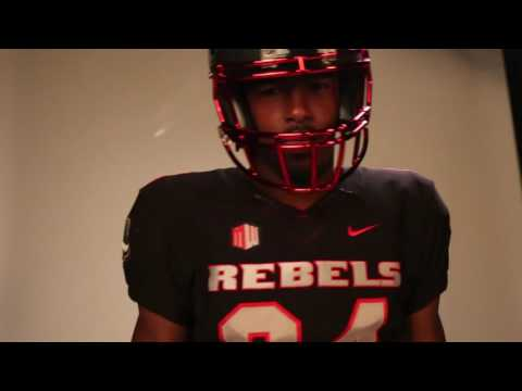 UNLV Football Behind The Scenes - Summer Photoshoot