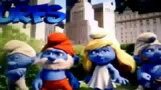the smurfs theme song mix up
