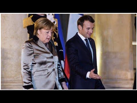 """News """"Sueddeutsche Zeitung"""": nowy Traktat Elizejski wzbudzi obawy Europy Środkowej"""
