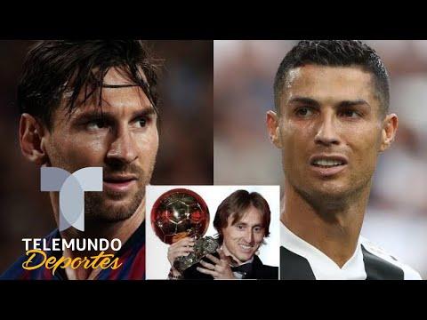 Qué tienen que hacer Messi y Cristiano para recuperar el Balón de Oro   Telemundo Deportes