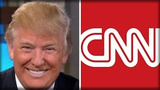 AFTER RELENTLESSLY BASHING TRUMP, CNN FINALLY GETS HIT WITH TERRIBLE NEWS