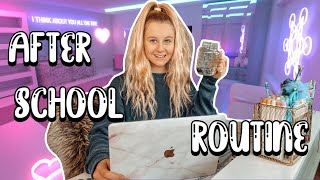 AFTER SCHOOL ROUTINE IM LOCKDOWN *MEIN ZEUGNIS | MaVie Noelle