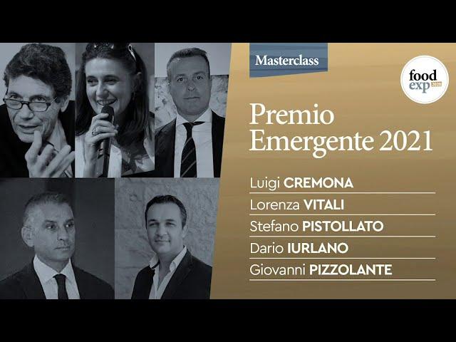Premio Emergente 2021