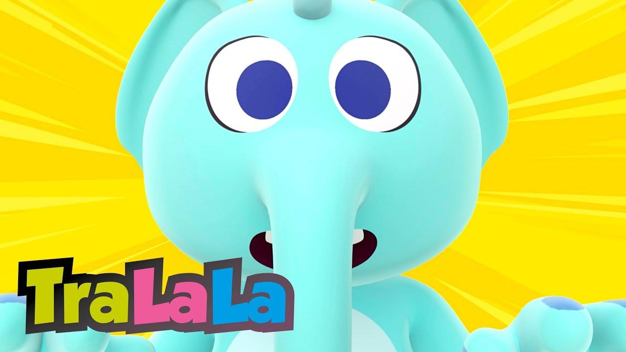 La Zoo - Cântece educative cu animale pentru copii TraLaLa