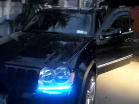 2010 Jeep Grand Cherokee Srt8 >> Jeep Srt8 LED Lights - YouTube