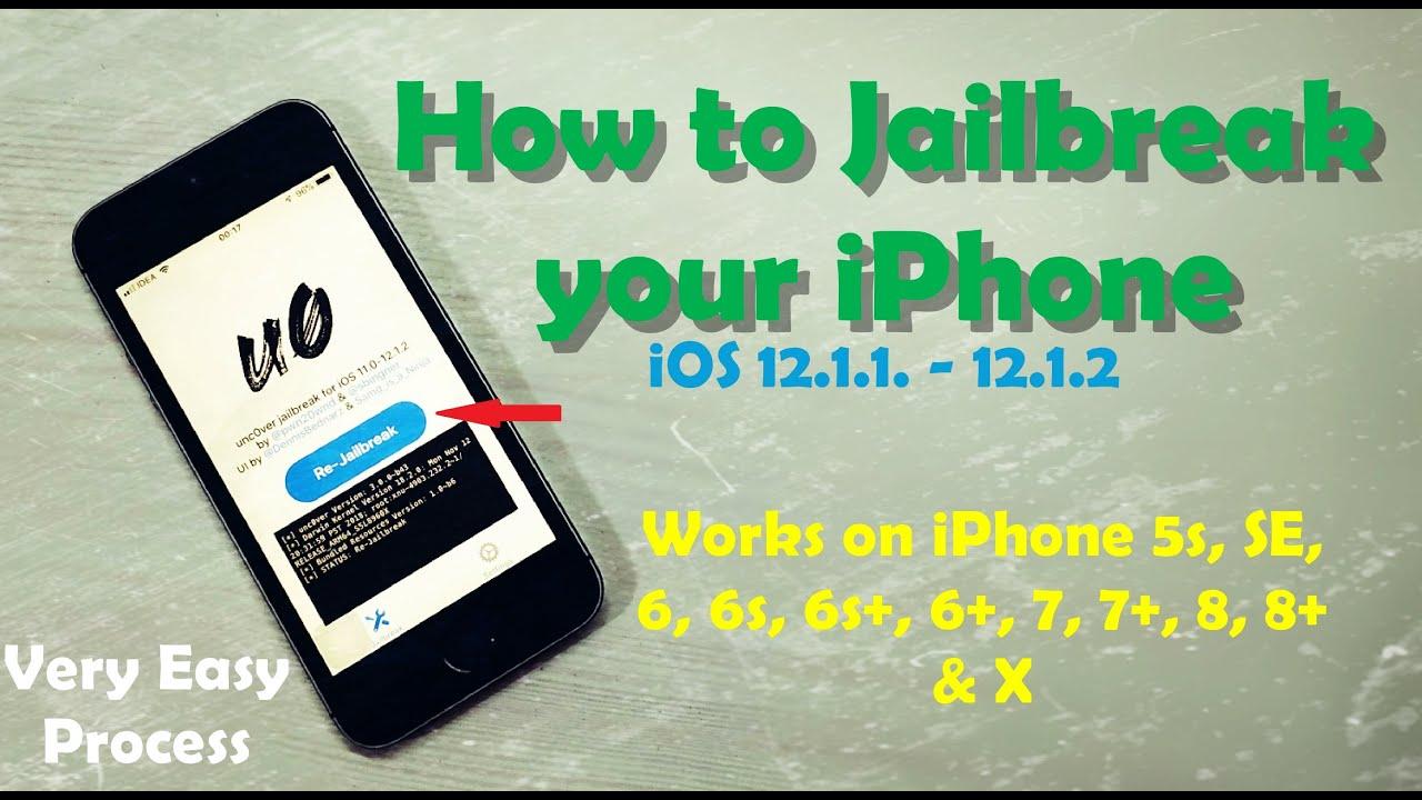 How to Jailbreak IOS 12 1 1 & 12 1 2 - Uncover Jailbreak
