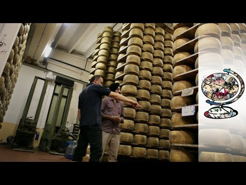 The Sikh Immigrants Behind 'Italian' Cheese